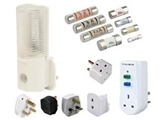 Adaptors Plug-In, Fuses & Plug Tops