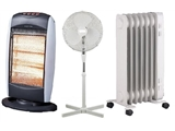 Fans, Heating & Cooling Products