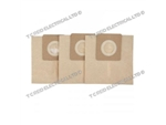 PIFCO VACUUM CLEANER BAGS PK3 SUITABLE FOR P28010