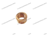 "BRASS REDUCER 1/2"" TO 10mm PK10"