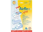 AF376X VAC BAGS & FILTER XTRA MIELE GN
