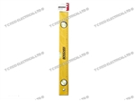 40CM SPIRIT LEVEL WITH RULER