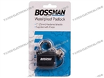 40MM WATERPROOF PADLOCK WITH 2 KEYS