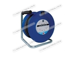 EXTENSION REEL 50m 13AMP 4xSOCKET ON STAND