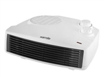 2.4KW PREM-I-AIR COMPACT FAN HEATER WITH 2 HEAT SETTINGS & THERMOSTAT