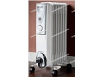 OIL FILLED RADIATOR 1.5KW 3 HEAT SETTINGS & THERMOSTAT