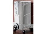 OIL FILLED RADIATOR 2KW 3 HEAT & THERMOSTAT