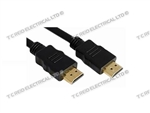 HDMI LEAD 20MTR 1.4 ETHERNET HEC 3D HIGH SPEED GOLD ENDS PK1