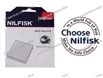 GENUINE NILFISK COUPE HEPA FILTER H10