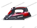 HOOVER STEAM IRON 2500W WITH CERAMIC SOLE PLATE TIM2500C