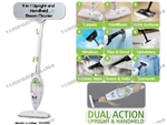 MORPHY RICHARDS 9 IN 1 UPRIGHT & HANDHELD STEAM CLEANER 720020